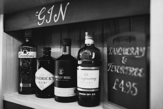 Pershore, UK: Bar and Snug