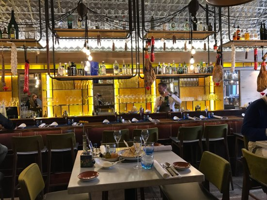 Interieur van Food Lab Rotterdam - Bild von FG Food Labs, Rotterdam ...