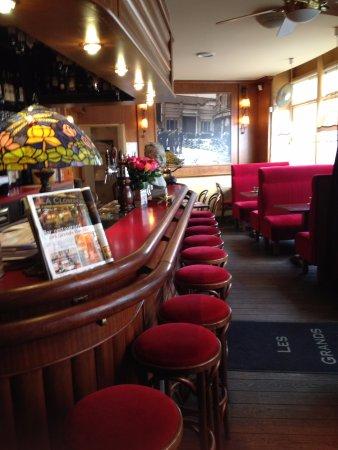 Restaurant Des Grands Bassins Le Havre