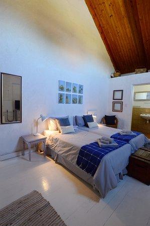 Yzerfontein, Sudáfrica: Self catering Room. Sleeps 4 guests.