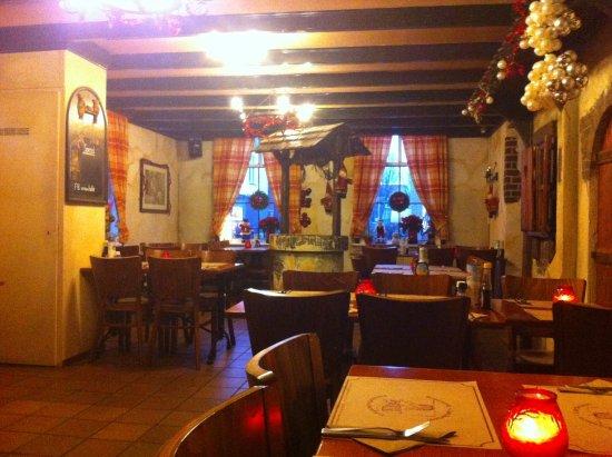 Vrouw Holle : Restaurant voorzijde