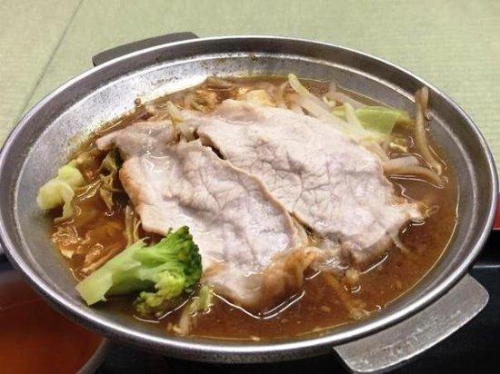 Awara, Japan: 一塊大肉片