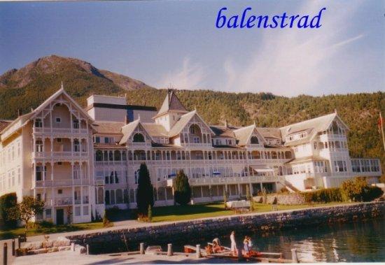 Balestrand Photo