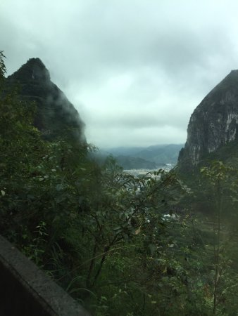 Fengshan County, Chine : Fengshan is one of the most beautiful areas of China