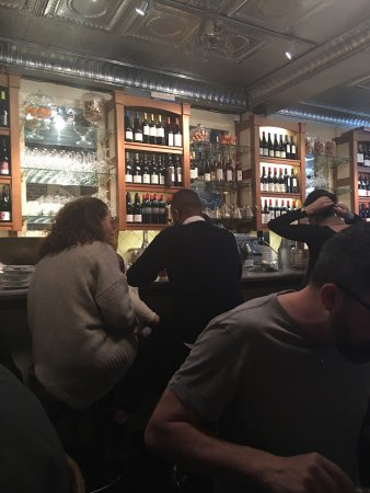 Photo of French Restaurant Buvette Gastrotheque at 28 Rue Henry Monnier, Paris 75009, France