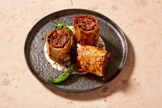 Photo of Mediterranean Restaurant Yosma at 50 Baker Street, London W1U 7BT, United Kingdom