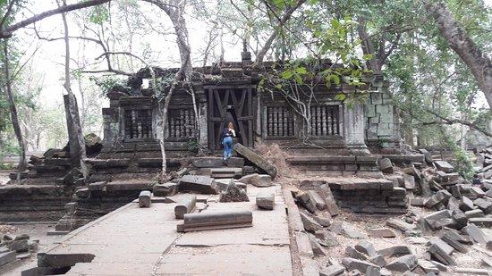 Siem Reap Province, Cambodia: Храм Beng Mealea