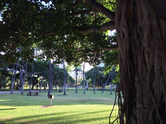 Fort DeRussy Beach Park, Honolulu, HI