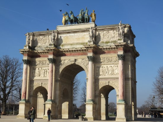 Arc de Triomphe du Carrousel Photo