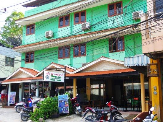 Sleep Inn Upcycled Guest House