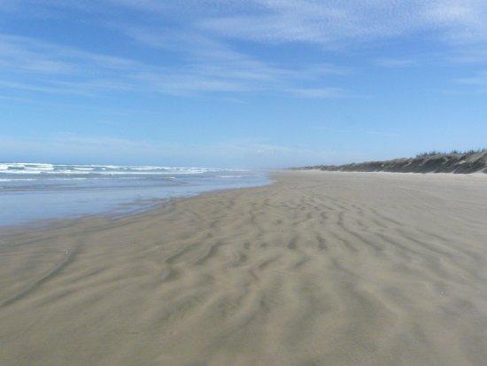 Каитаиа, Новая Зеландия: 90 mile beach