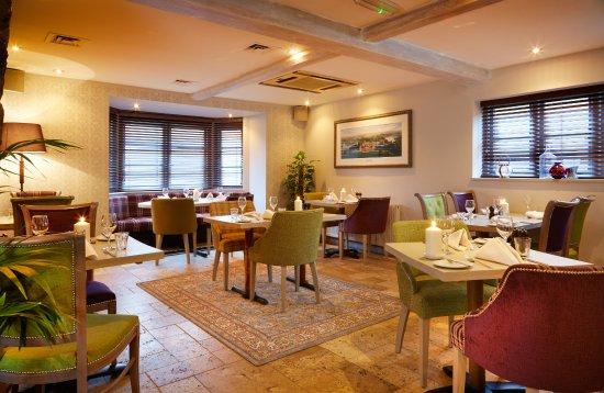 Deddington, UK: Restaurant