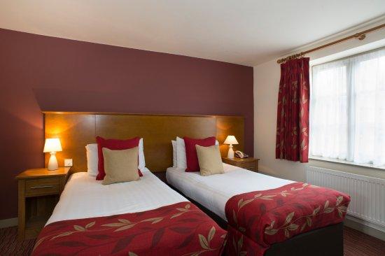 Deddington, UK: Bedroom - Std Twin