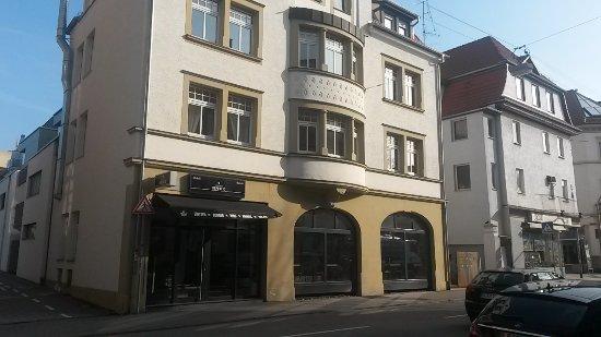 Ygrec: Außenansicht von der Mathildenstraße