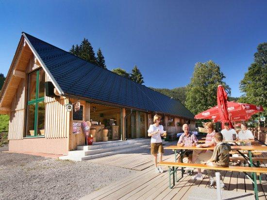 Tauplitz, Austria: Pfannerhütte