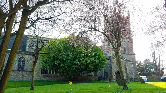 St Edburg's Church