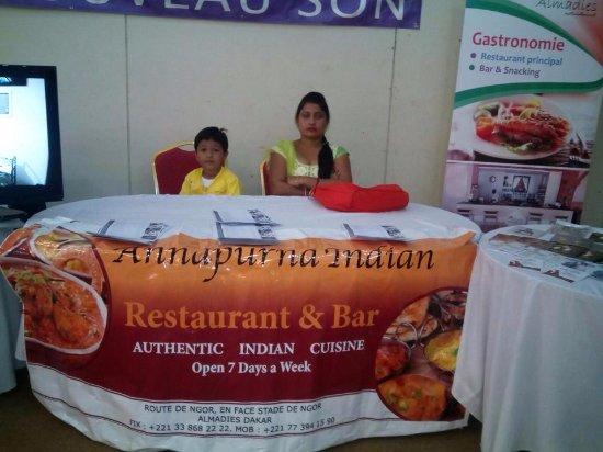 At hotel de almadies picture of annapurna indian restaurant dakar ngor tripadvisor - Annapurna indian cuisine ...