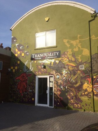 Chilwell, UK: Tranquility Holistic Therapy Centre and Studio