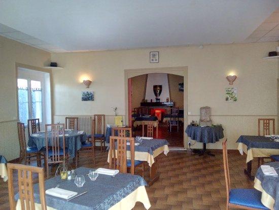 Livron-sur-Drome, France: salle restaurant
