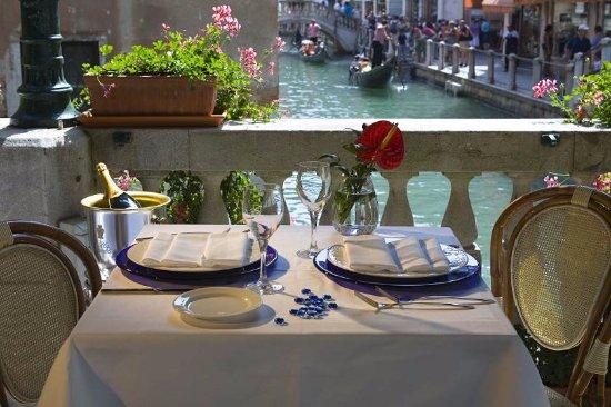 Your Romantic break! - Foto di Ristorante La Terrazza, Venezia ...