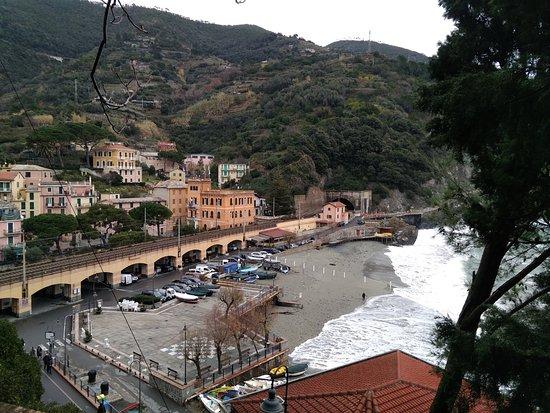Parco Nazionale Cinque Terre: Vista desde el mirador