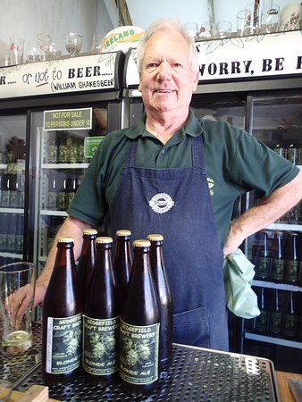 Sedgefield, South Africa: Brewmaster Tondy