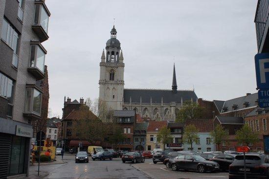 Halle, Belgien: Церковь святого Мартина Турского