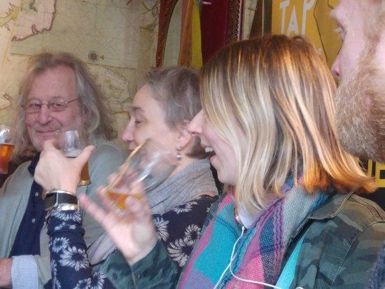 Tours y degustaciones de cerveza