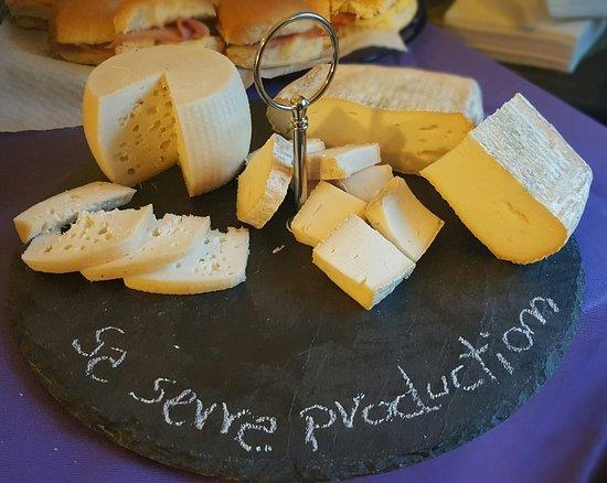 Ollolai, Italia: I formaggi