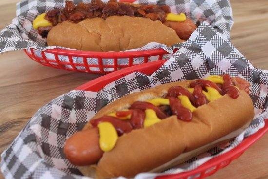 Cleveland, Australië: Classic Hot Dog and Chilli Dog