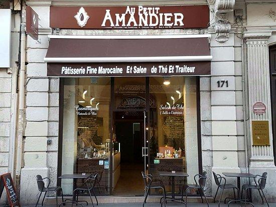 Au petit amandier marseille restaurant avis num ro de - Office du tourisme marseille telephone ...