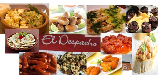 Santa Brigida, Spania: Cocinamos para ti