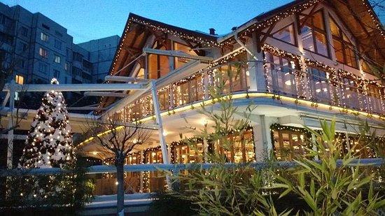 Pegas Restaurant & Terrace : Pegas Terrace & Restaurant