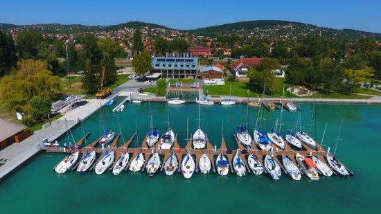 Alsoors, Hungary: Marina