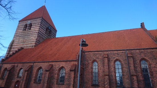 Stege, Dinamarca: Kirken