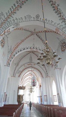 Stege, Denmark: kalkmalerier