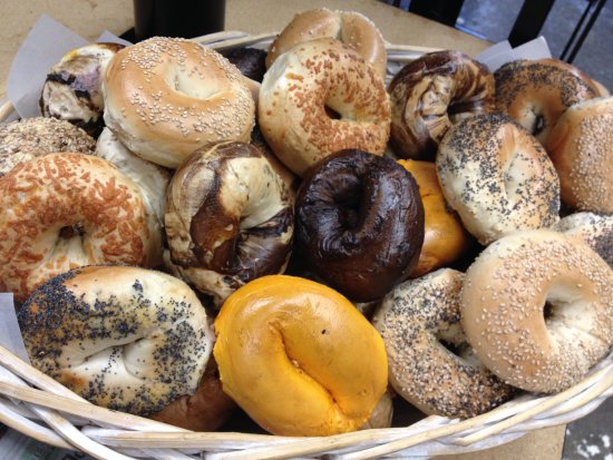 Fishkill, NY: Authentic Water Bagels