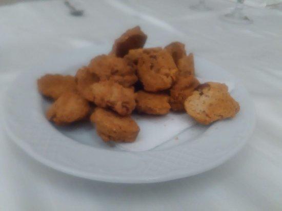 Dragoni, Italia: Biscottini