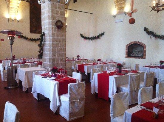 sala da pranzo - Bild von I Monaci Eventi in Cucina, Palermo ...