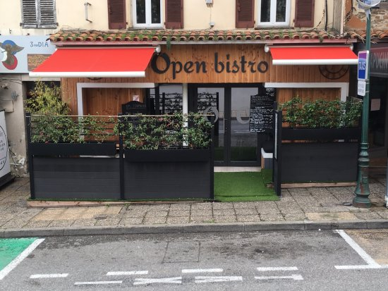 Cogolin, France: L'open Bistro