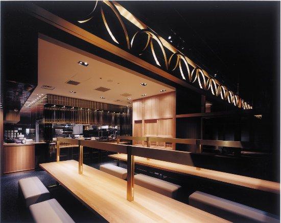 Tsurutontan BIS TOKYO Marunouchi: 店内写真