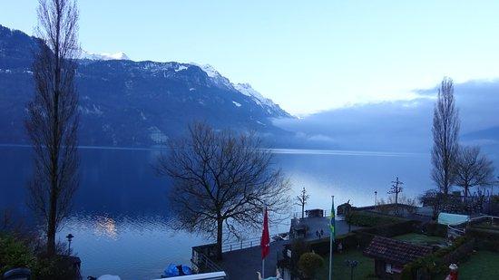 Brienzersee: Lake view