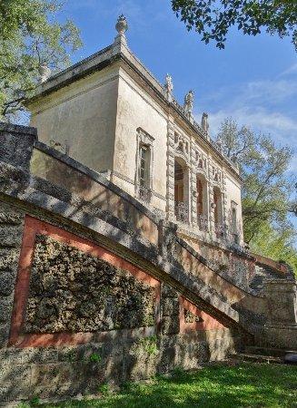 "Vizcaya Museum and Gardens: The ""Casino"""