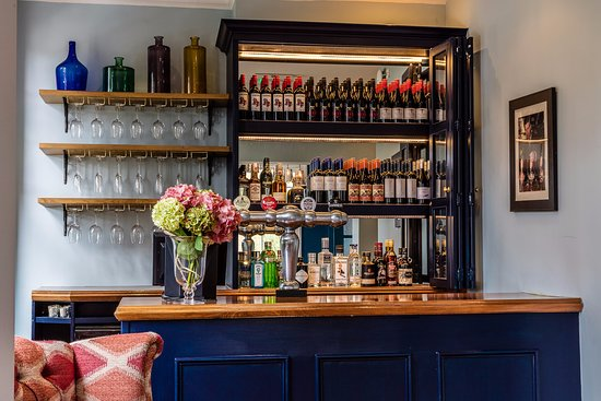 Young's - Chelsea Ram: The Ram Room bar is also fully stocked