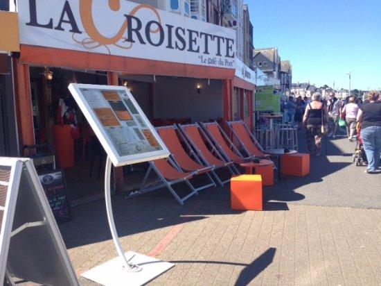 La croisette arzon restaurant avis num ro de t l phone photos tripadvisor - Port du crouesty restaurant ...