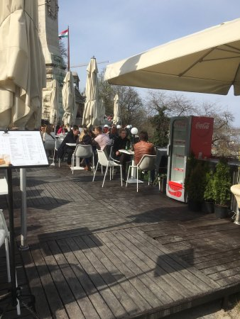 Restaurant Terrasse Budapest
