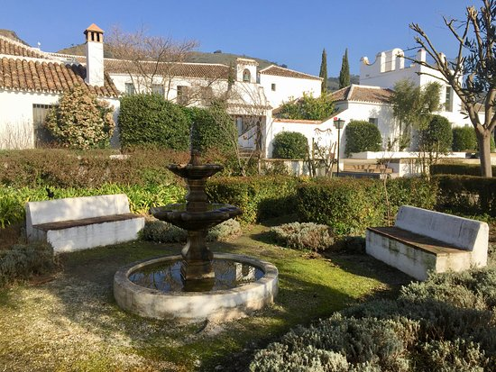 Hotel Molino del Arco: Molino del Arco: gardens