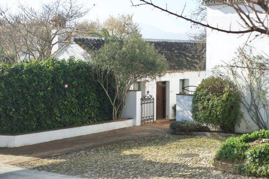 Hotel Molino del Arco: Molino del Arco: the house housing the Suite
