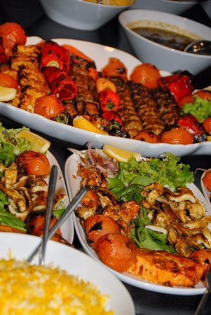 Persian Food Delivery London