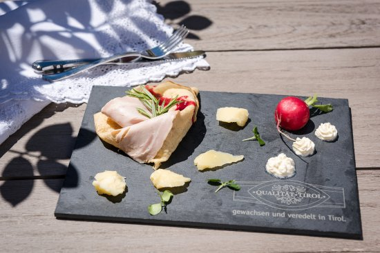 Mosern, Østerrike: Crêpes - vielseitig & creativ, ob salzig oder süß